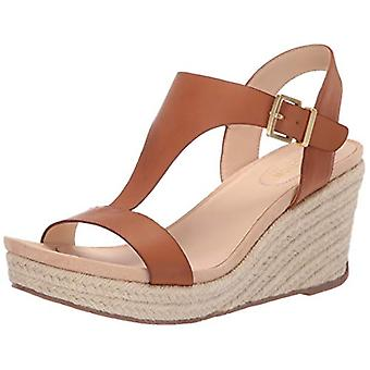 Kenneth Cole Reaction Womens Card Wedge Open Toe Special Occasion Espadrille ...
