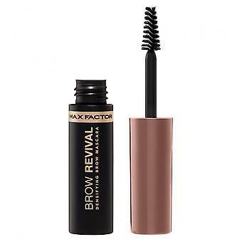Max Factor Brow Revival Densifying Eyebrow Gel with Oils and Fibres 003 Brown