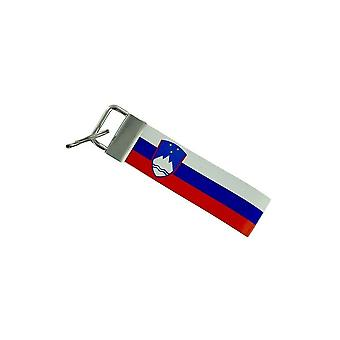 Door Cles Keys Car Motorcycle Band Fabric Flag House Tuning Slovenie
