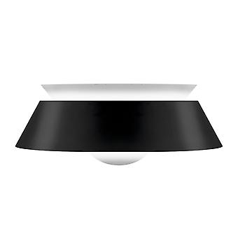 To age / VITA CUNA Lampshade black 38 x 38 x 16 cm, lamp