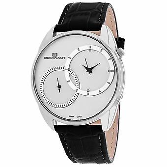 Oceanaut Men's Sentinel Silver Dial Watch - OC3352