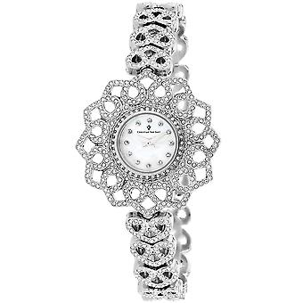 Christian Van Sant Women's Chantilly White MOP Dial Watch - CV4810
