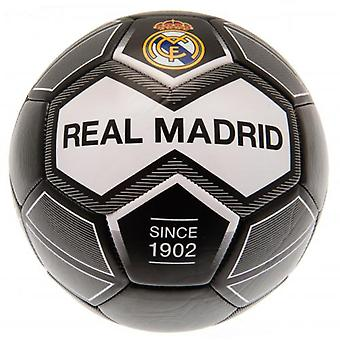 Real Madrid Football BW