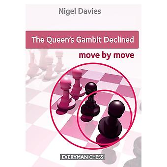 Queens Gambit Declined Move by Move The by Davies & Nigel