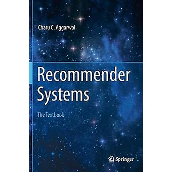 Recommender Systems by Aggarwal