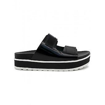 Ana Lublin - Shoes - Flip Flops - ADRIANE_NERO - Women - black,white - 37