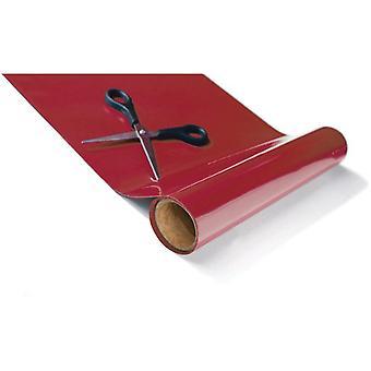 Aidapt anti slip materiaal rood- rol van 30x100cm