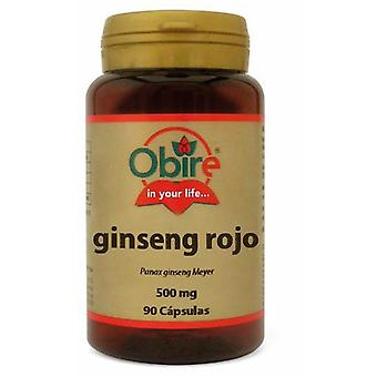 Obire Red Ginseng 500 mg 90 Capsules