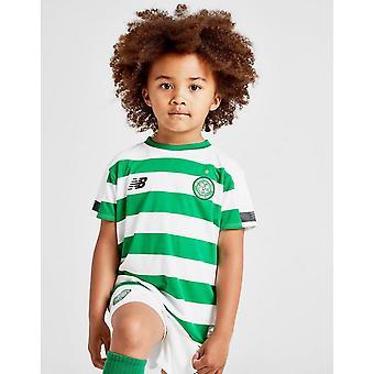 New New Balance Boys' Celtic FC 2019 Home Kit Green
