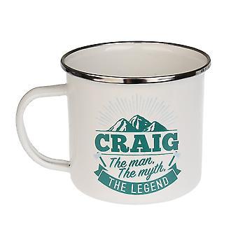 Histoire et Héraldique Craig Tin Mug 37
