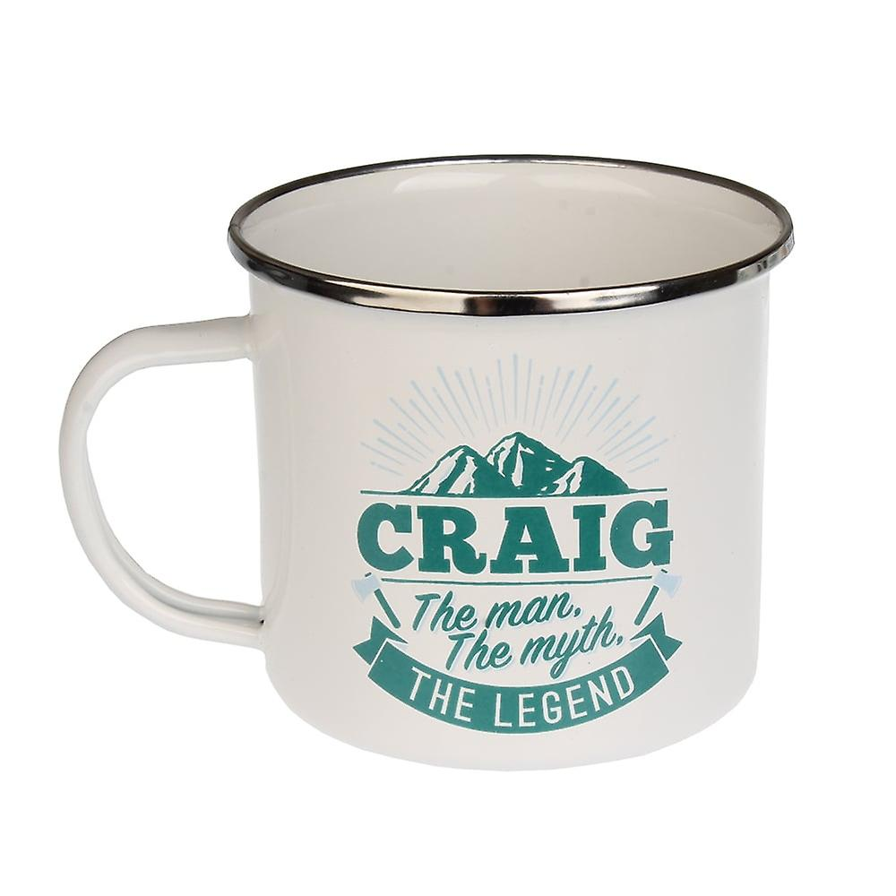 History & Heraldry Craig Tin Mug 37