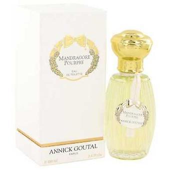 Mandragore Pourpre By Annick Goutal Eau De Toilette Spray 3.4 Oz (women) V728-518300