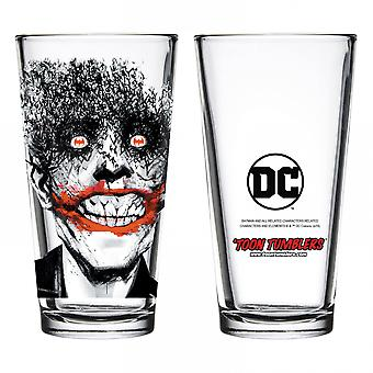 Joker from Detective Comics #880 Pint Glass