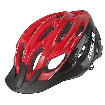 Limar Scrambler bike helmet / / red/black
