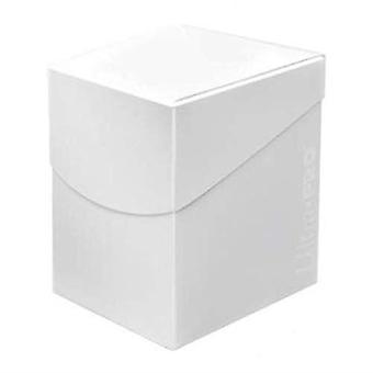 Ultra Pro 85682 Eclipse pro 100 + Box deck-branco Ártico