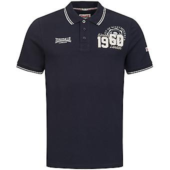 Lonsdale Men's Polo Shirt Fakenham