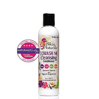 Alikay Naturals Co Wash Me Cleansing Conditioner 8oz
