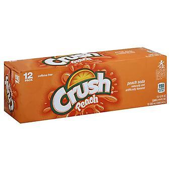 Crush Us Peach-( 355 Ml X 12 Cans )