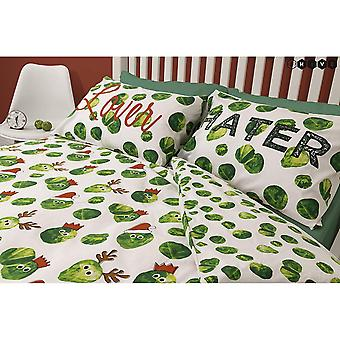 Hive Sprouts Rotary Duvet Cover Set