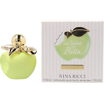 Nina Ricci Les Sorbets De Bella Eau de Toilette Spray 50ml