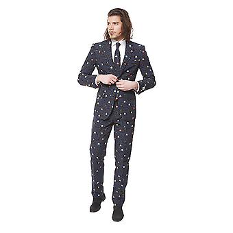 Costume Mr. Pac-Man homme Opposuits