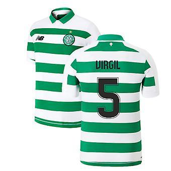 2019-2020 Celtic Kids Shirt (Virgil 5)