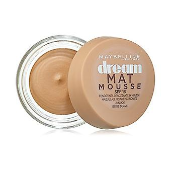 Mousse Meikki Säätiö Dream Matt Maybelline (18 ml)