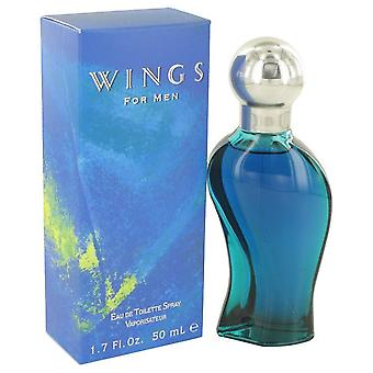 Vingar eau de toilette/ cologne spray av giorgio beverly hills 402553 50 ml