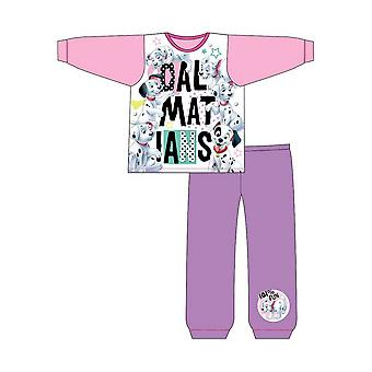 101 Dalmatians Girls Toddlers Pyjama Set