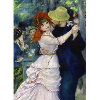 Dance at Bougival Notebook by Pierre Auguste Renoir