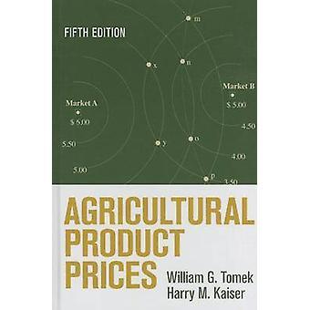 Jordbruksprodukter Priser av William G. Tomek - 9780801452307 Bok