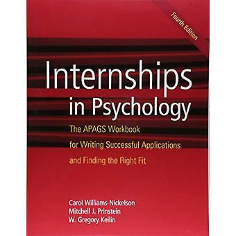 Praksisplasser i psykologi - APAGS arbeidsboken for å skrive vellykket