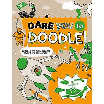 Dare You To Doodle - Can You Complete 100+ Drawings & Let Your Pen