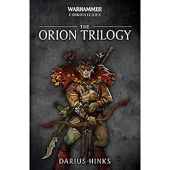The Orion Trilogy by Darius Hinks - 9781784969967 Book