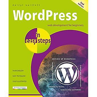 WordPress in easy steps by Darryl Bartlett - 9781840788532 Book
