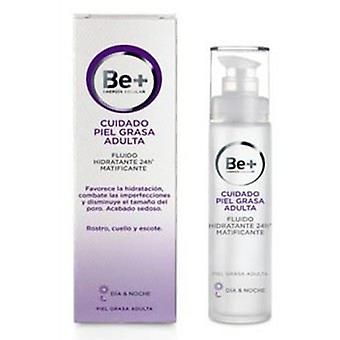 Be + Be + Emulsion 24H Peaux Grasses Adulte 50 ml