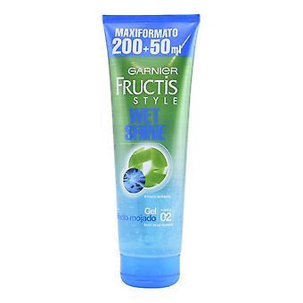 Efeito de gel molhado Fructis (250 ml)
