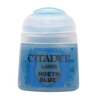 Hoeth Blue, Citadel Paint - Dry, Warhammer 40,000/Age of Sigmar
