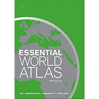 Essential World Atlas - The comprehensive companion to our planet by D