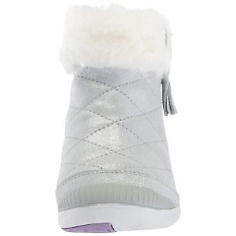 Stride Rite Kids Chloe Girl's Sparkle Suede Bootie Fashion Boot