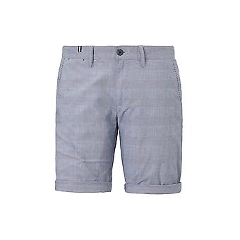 Redpoint Red Point Surray Short Blue Check