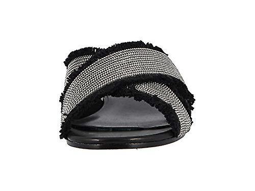 Vaneli Women's Shoes Baret Open Toe Casual Slide Sandals DYwc5