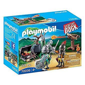 Playset Starter Pack Playmobil 70036 (39 pcs)