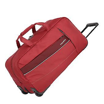 travelite leijavaunu matkalaukku 33 cm, 68 L, punainen