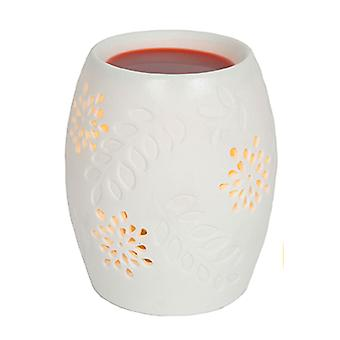 Village Candle Ceramic Electric Wax Melt Burner 12.5 cm