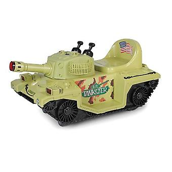Giggo Toys ''Li'l Tankster'' 6V Battery Powered Ride On
