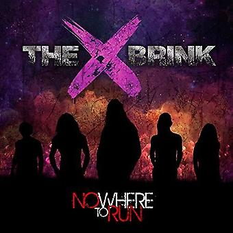 Nowhere To Run [CD] USA import