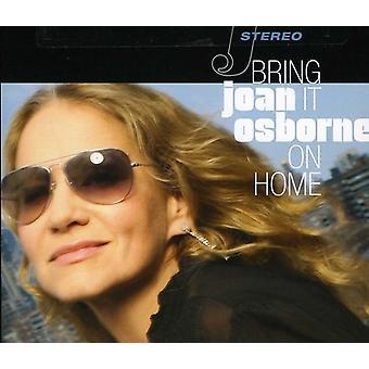 Joan Osborne - Bring It on Home [CD] USA import