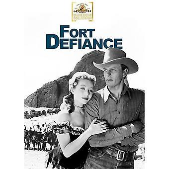 Fort Defiance [DVD] USA import