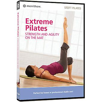Extreme Pilates: Strength & Agility on the Mat [DVD] USA import